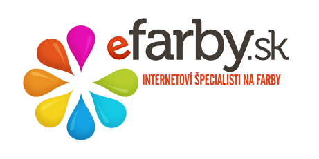 efarby.sk logo