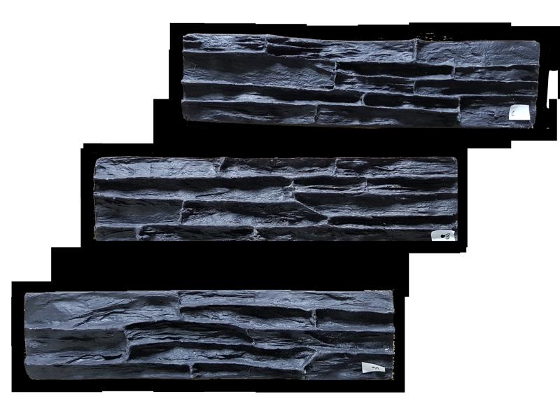 Obkladový kameň Stamp emily - raznica forma