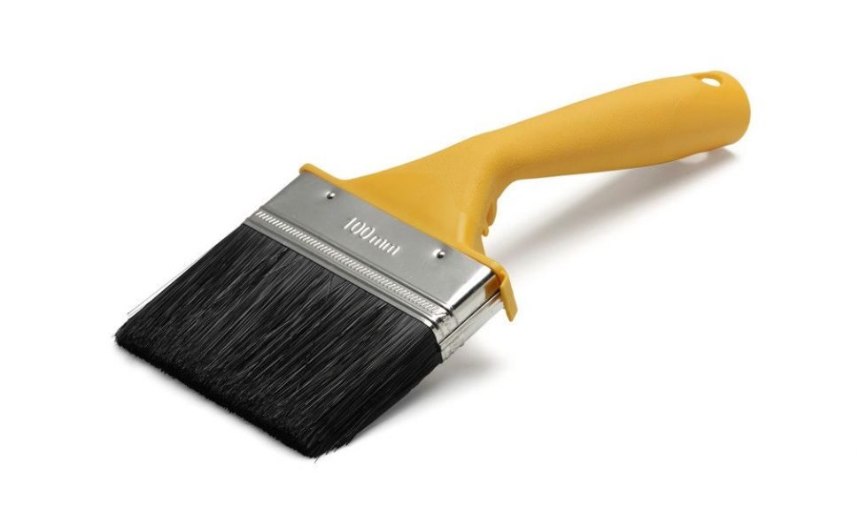 Anza Basic ANGLED OUTDOOR BRUSH