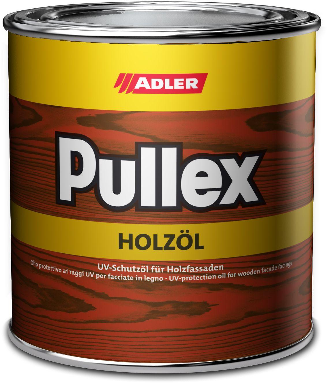 Adler Pullex Holzöl Dose illustriert