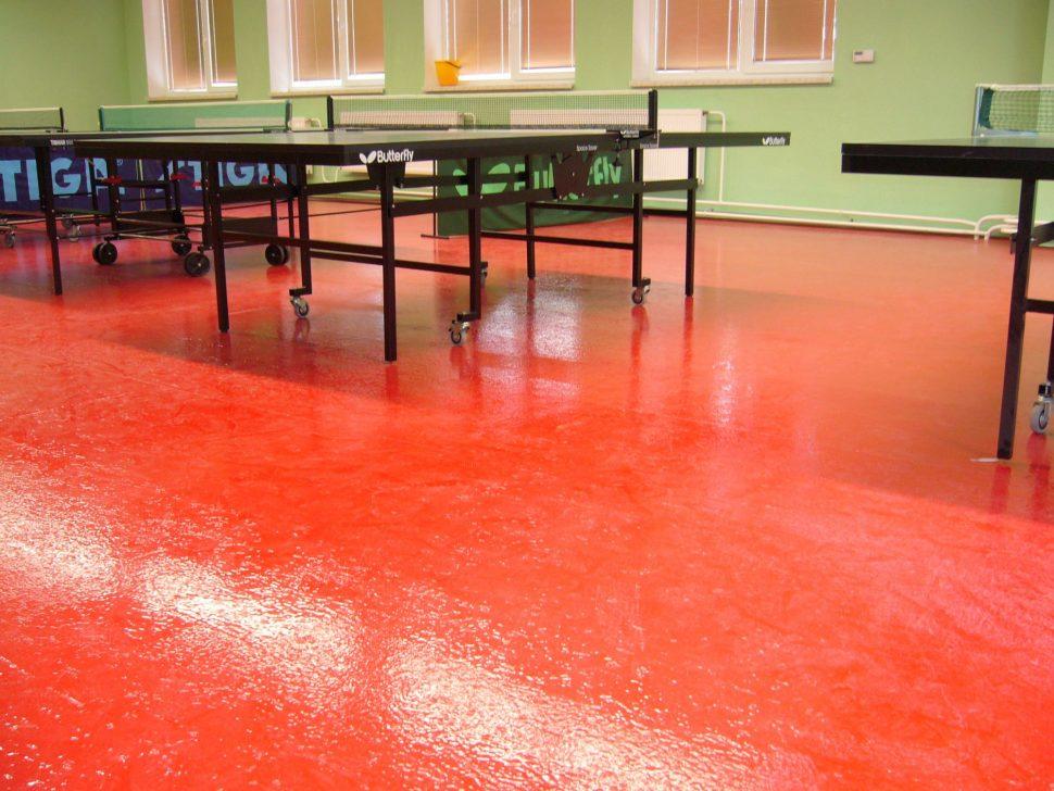 Epoxyban epoxidová farba na betónovú podlahu 9