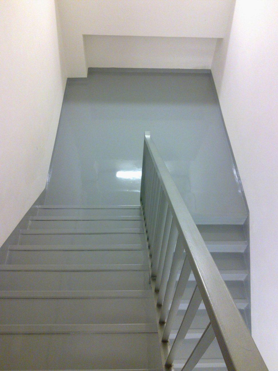Epoxyban epoxidová farba na betónovú podlahu 7