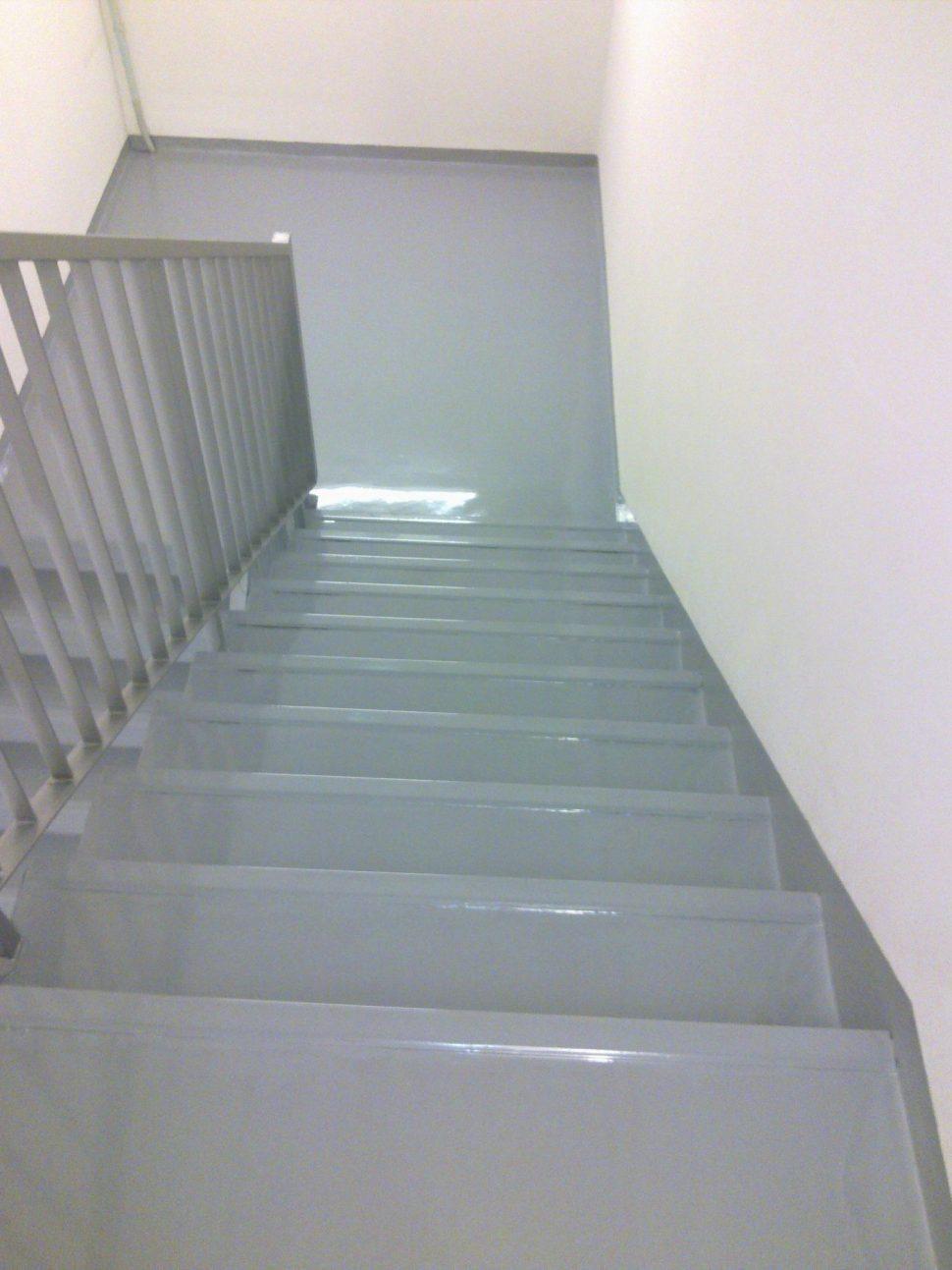 Epoxyban epoxidová farba na betónovú podlahu 6